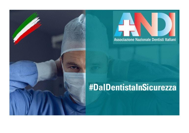 Covid sicurezza dal dentista